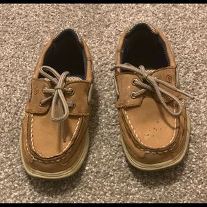 Sperrys Top-Siders Boys Size 10.5